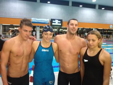 2013 WHM Mixed Staffel Maksim Antonina Pezi Sandra